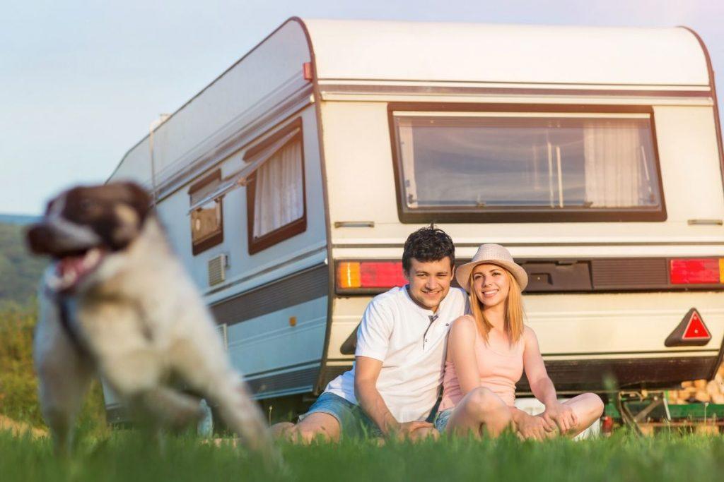 Hond mee in de camper? Lees deze handige tips.