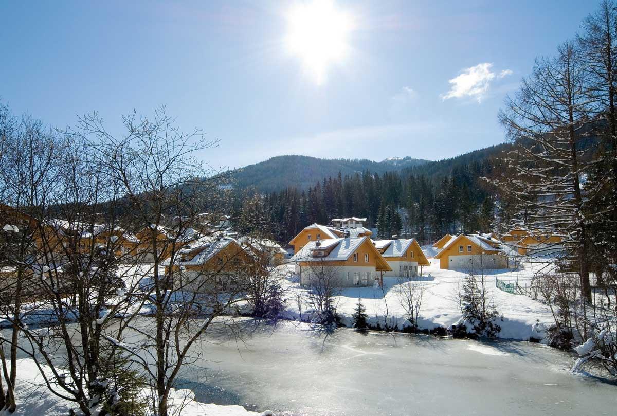 Landal Bad Kleinkirchheim, Oostenrijk