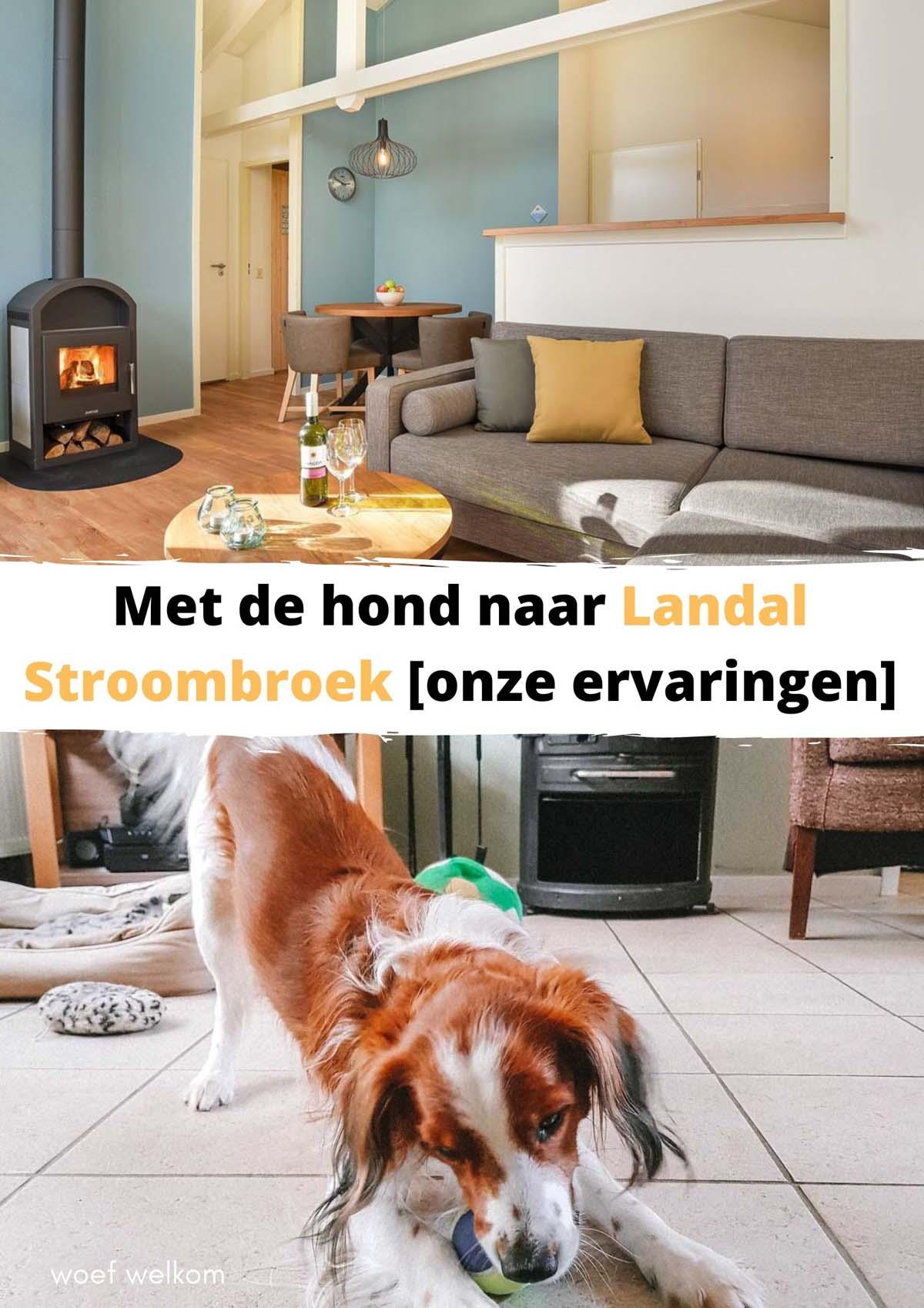 Met de hond naar Landal Stroombroek [onze ervaringen]